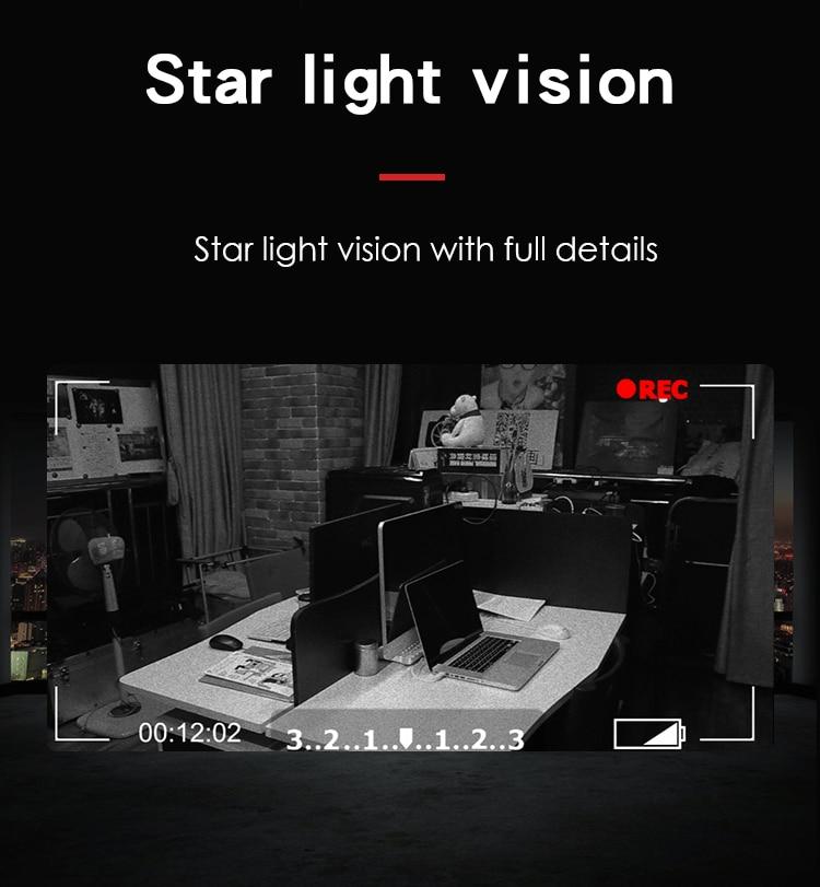 Zetta Z82 - 1 month motion detection 1080p star light sensor DVR working through car windows cctv cam camera