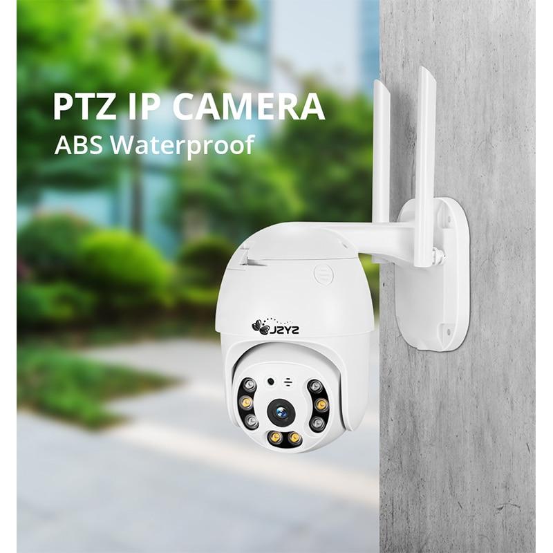 5MP Wifi PTZ Camera Outdoor H.265 4X Digital Zoom Ai Human Detection WiFi Camera  Auto Tracking ONVIF CCTV IP Camera Security